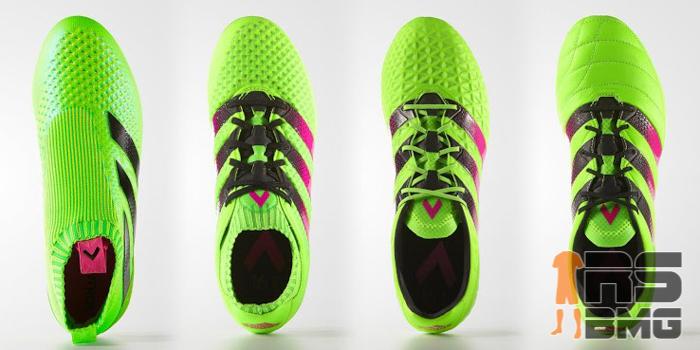 reputable site fe5d7 8baf9 So sánh 4 mẫu Top-end của Adidas Ace 16